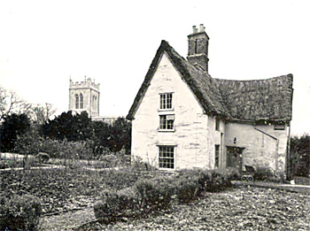 Church Cottage in 1951 [AD1147/32]